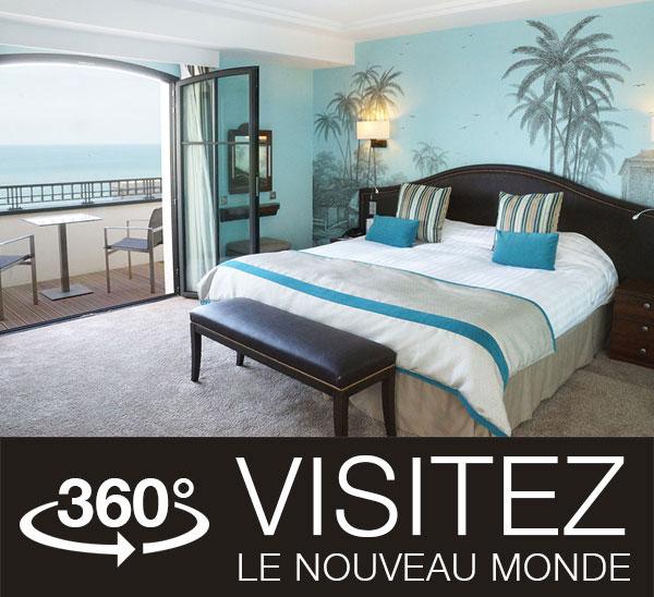 Visite Virtuelle de l'hotel