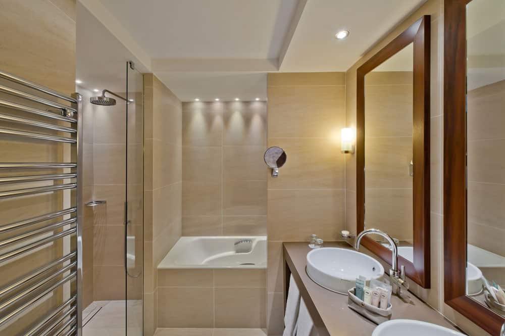 Chambre Premium Mer : Salle de bain