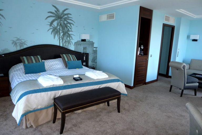 Junior suite - Hotel Saint-Malo