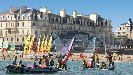 Activités Nautiques à St-Malo