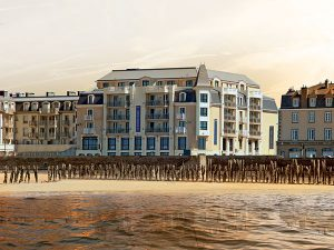Hotel le nouveau Monde à Saint Malo