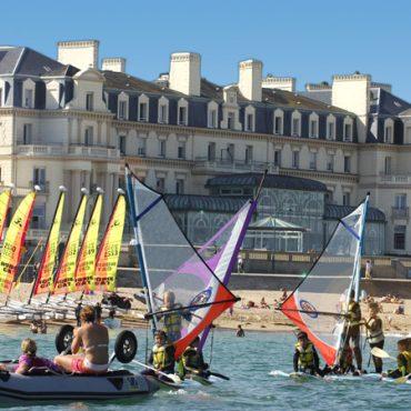 activites nautiques à Saint-Malo