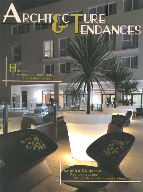 Architecture tendances 2012 for Architecture et tendances magazine
