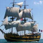 Sortie en mer avec l'étoile marine à Saint-Malo