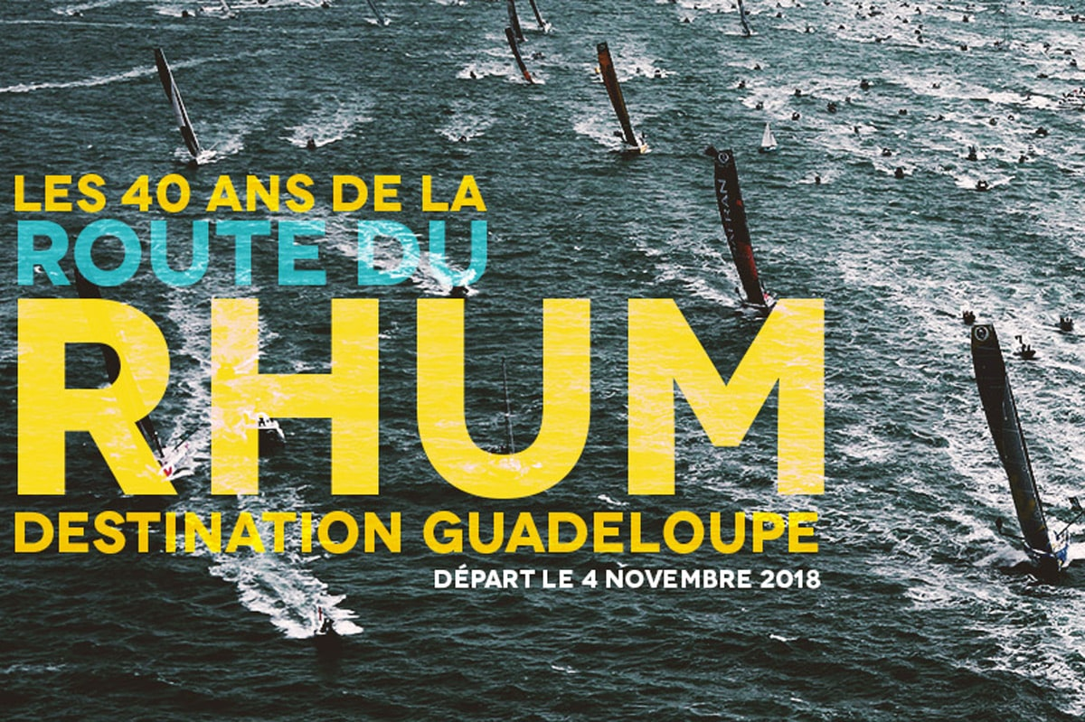 Menu Route du Rhum