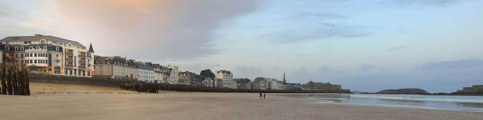 Hotel St Malo Vue mer
