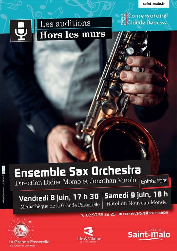 Concert Sax Orchestra