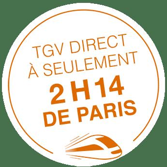 Tgv Paris St Malo