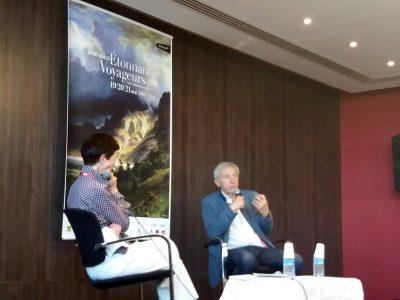 Jean Christophe Rufin à Etonnants Voyageurs