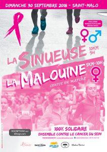 Course La Sinueuse à Saint-Malo