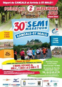 Semi-Marathon Cancale Saint-Malo