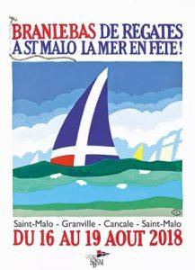 Branle-bas de regate à Saint-Malo
