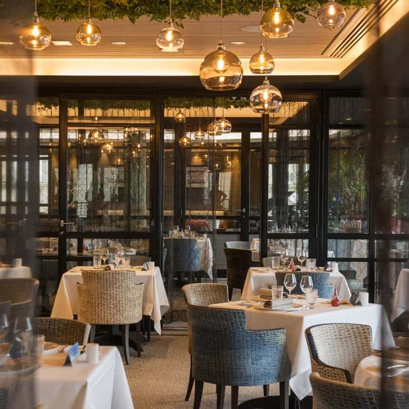 Nouvelle décoration au restaurant Les 7 Mers 3