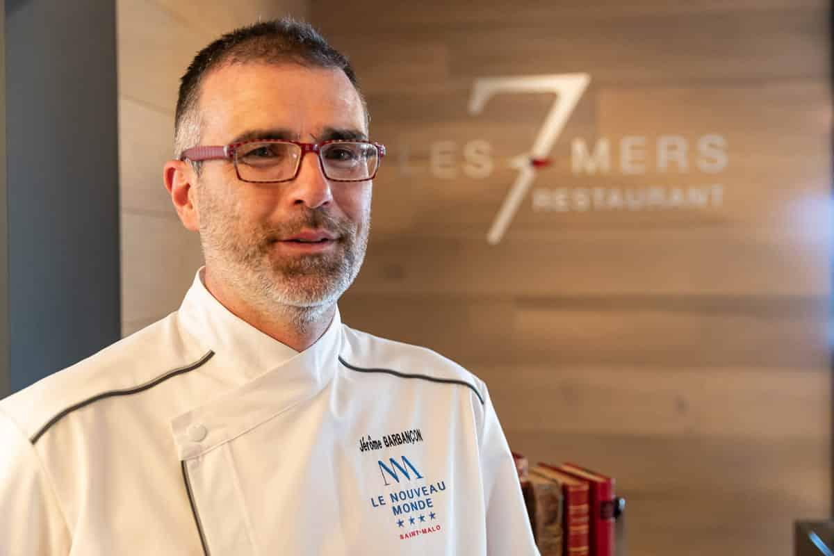 Nouveau Chef au restaurant les 7 Mers