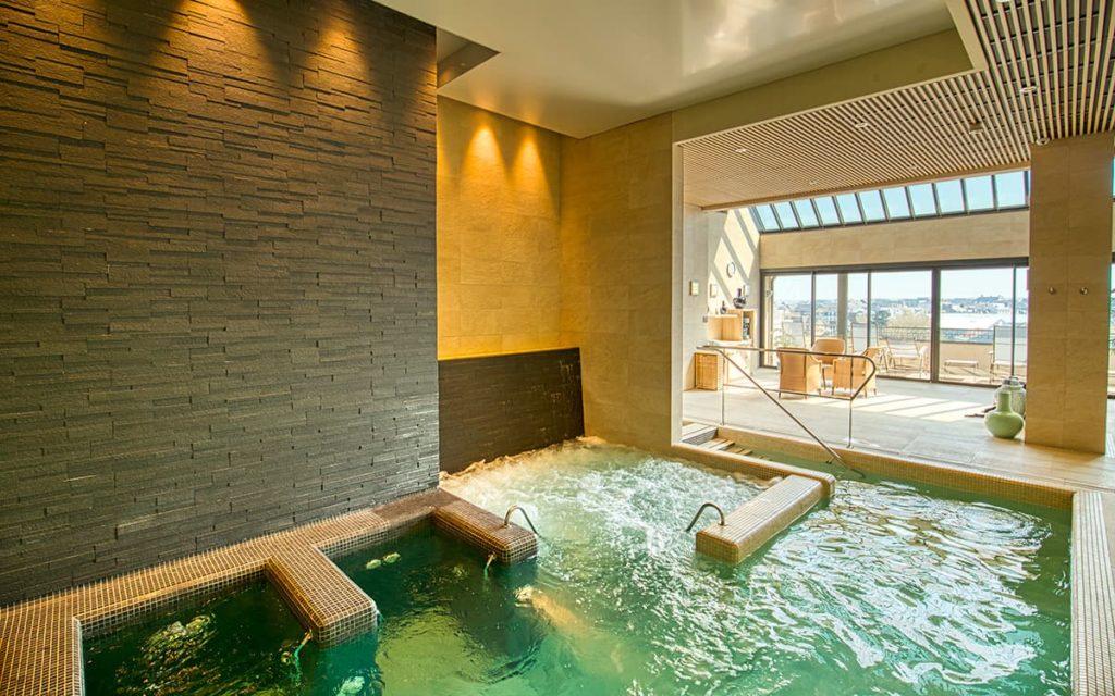 Hotel Spa Avec Piscine A Saint Malo En Bretagne