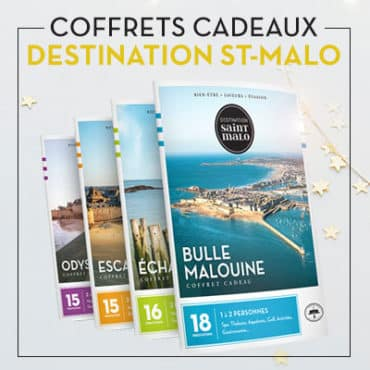 Offrez Saint-Malo en cadeau 1
