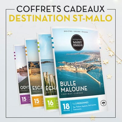 Offrez Saint-Malo en cadeau 3