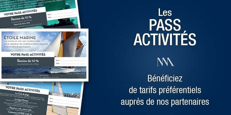 Pass Activités - Hôtel le Nouveau Monde
